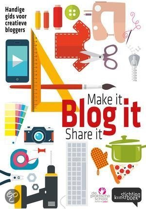 make it blog it share it