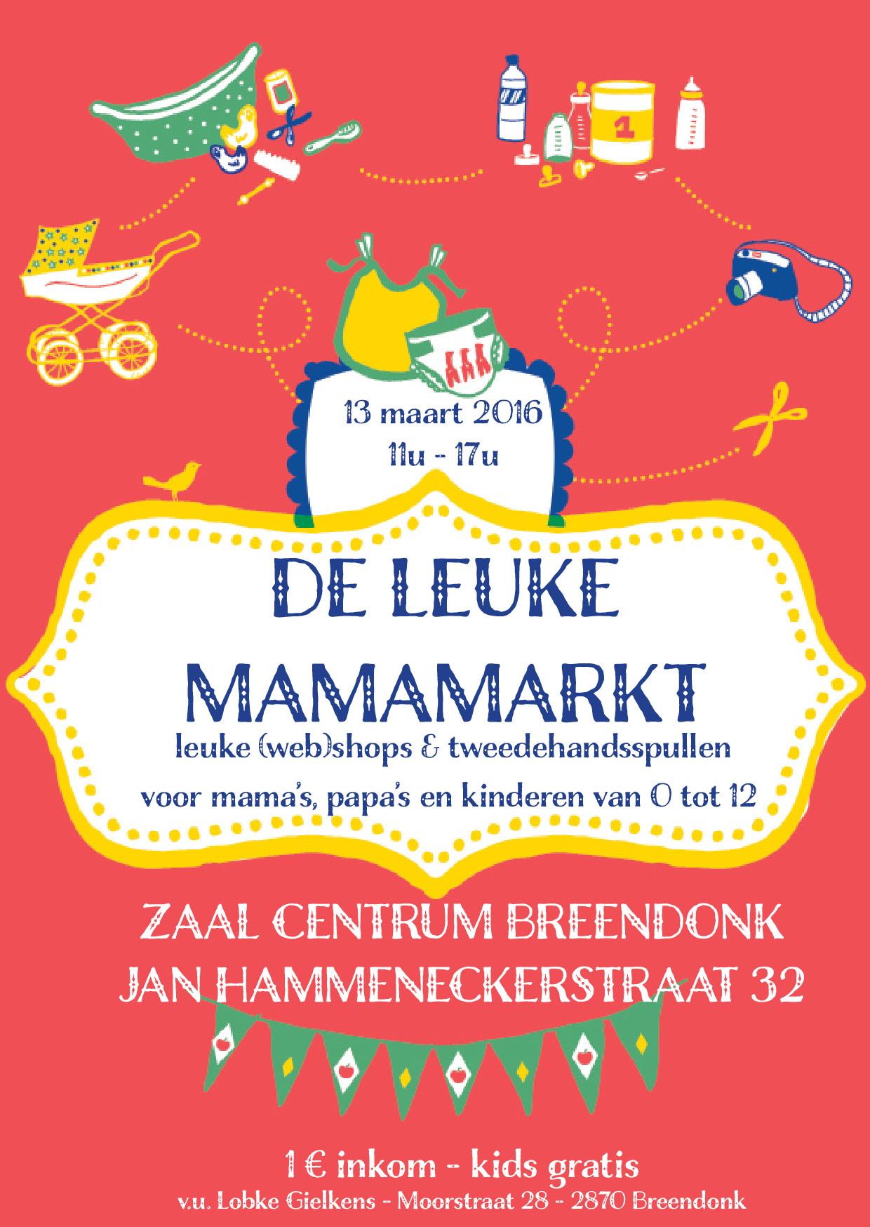 affiche marktA3