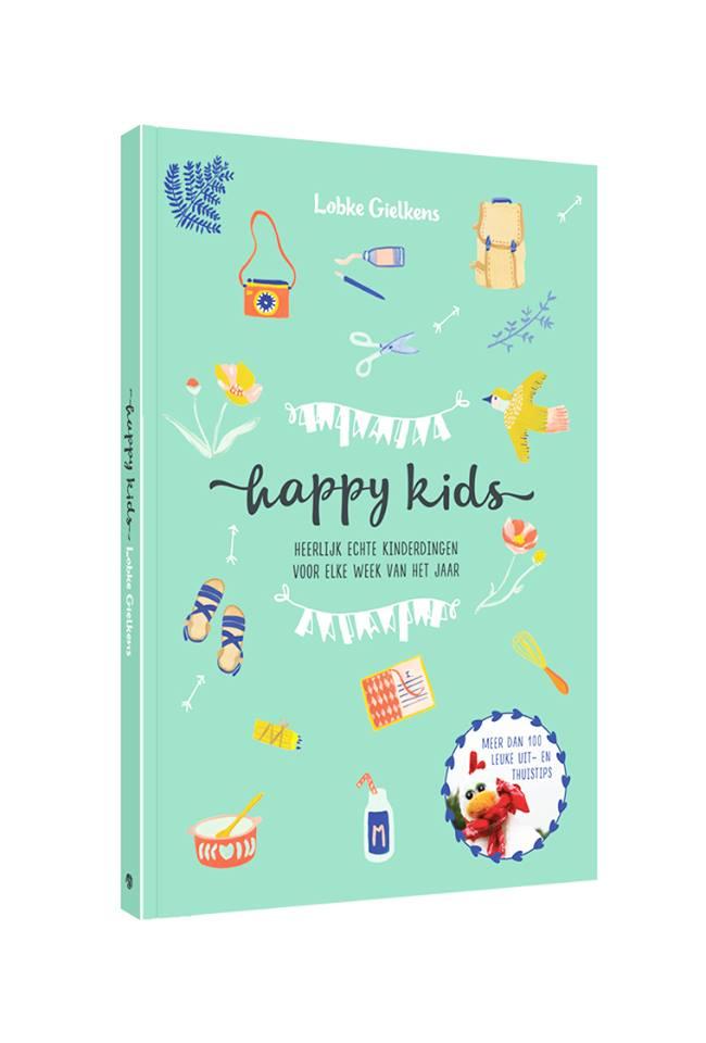 happy kids cover