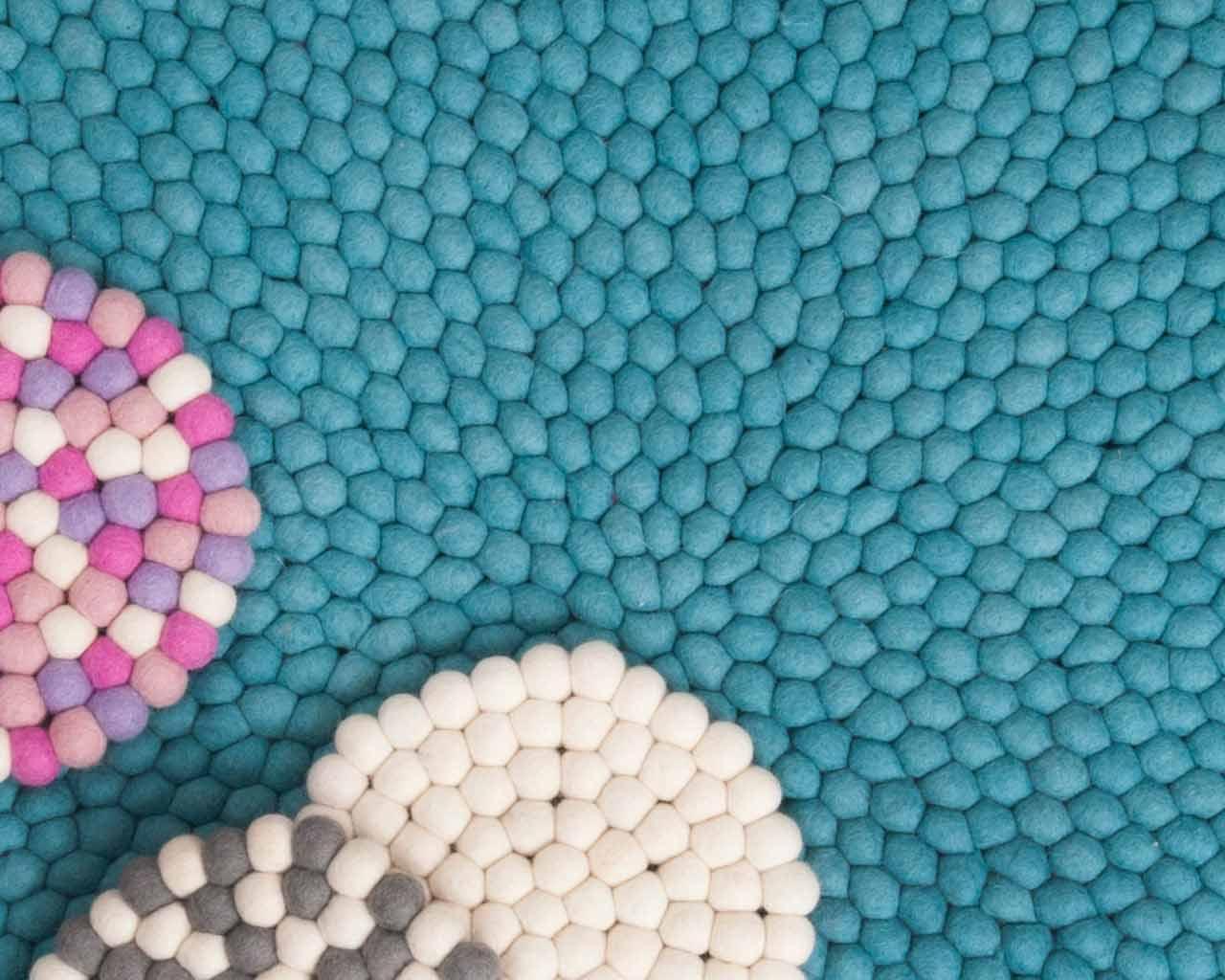 Nieuw-Zeelandse-wollen-tapijt-onderzetters