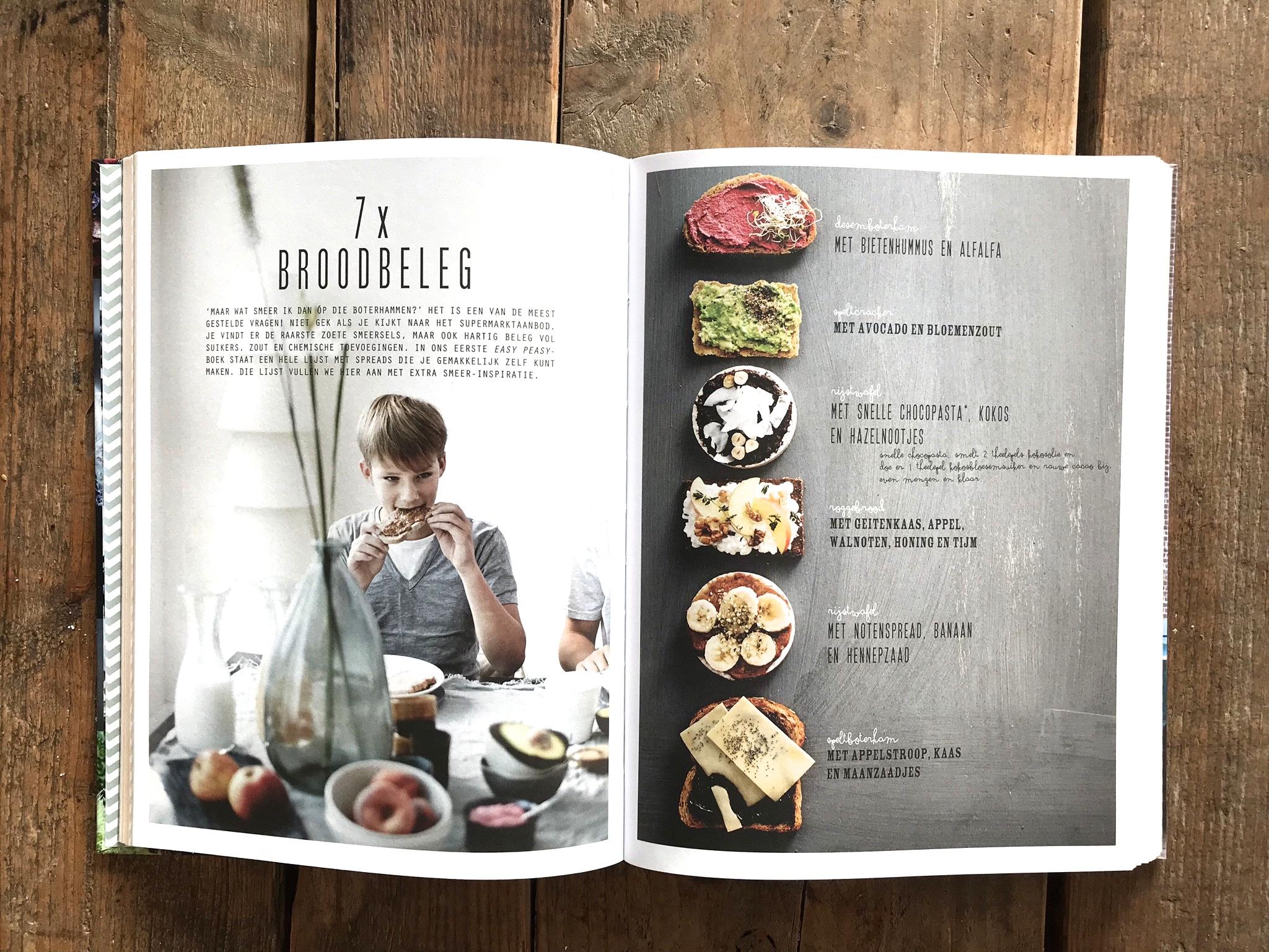 familiekookboeken easy peasy recepten